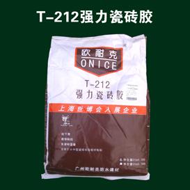 欧耐克T-212强力瓷砖胶